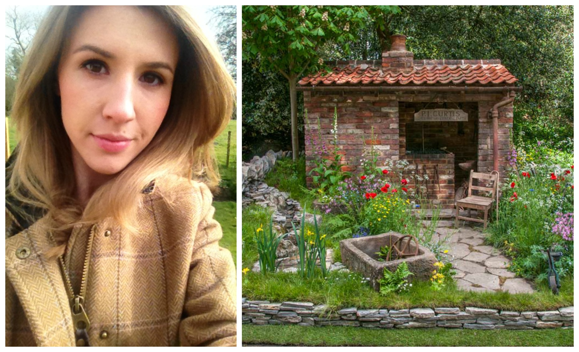 Silver medal and royal praise for young Lincoln gardener at Chelsea Flower Show - The Lincolnite - Chelsea-Flower-Show-Collage