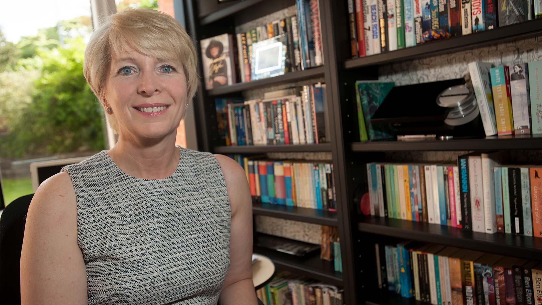 Dawn Barron has followed her dream to success