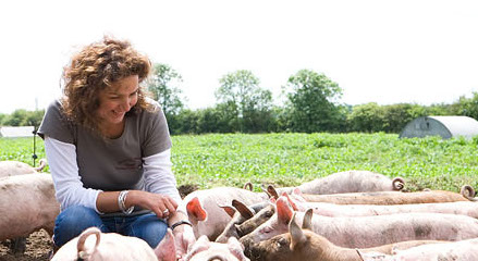 Demos will feature Jane Tomlinson from Redhill Farm