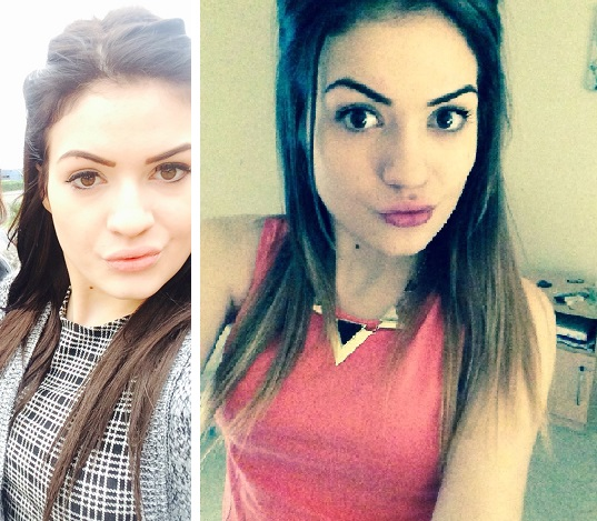 Missing Kaitlyn Murray, aged 16