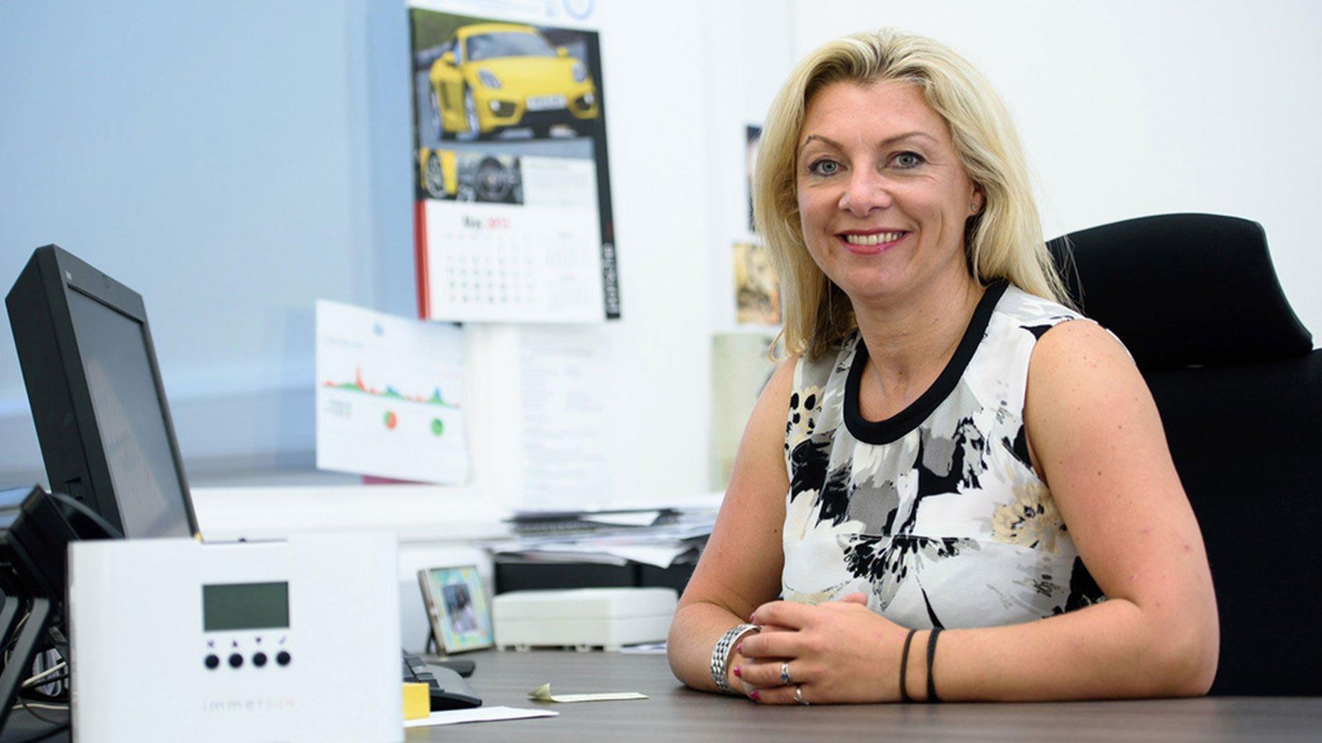 Jodi Huggett. Photo: Steve Smailes for Lincolnshire Business