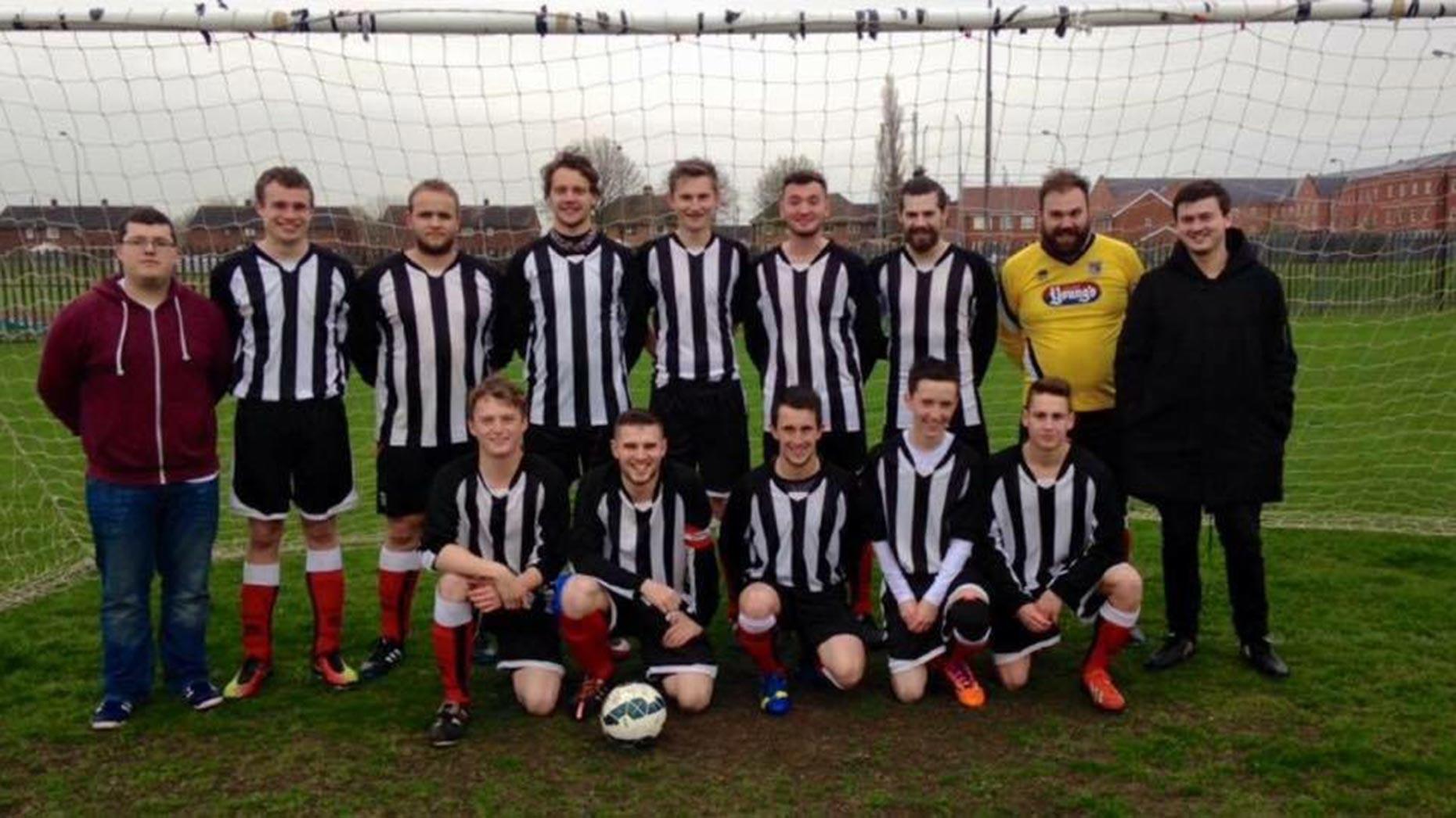 Broadley FC, based in Lincoln
