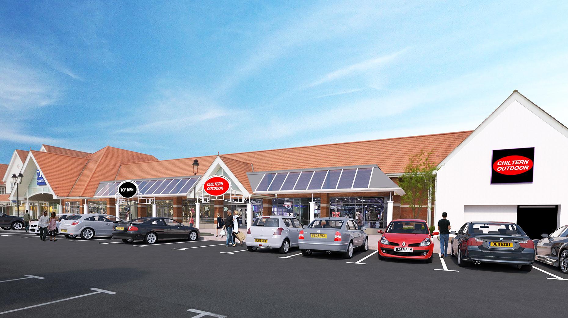 Carlton Car Centre >> Lincoln Carlton Centre development plans revealed