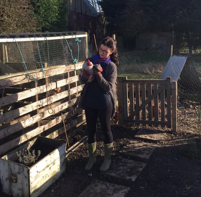 Local business owner Laura Mckeown is raising funds to help people in Calais.