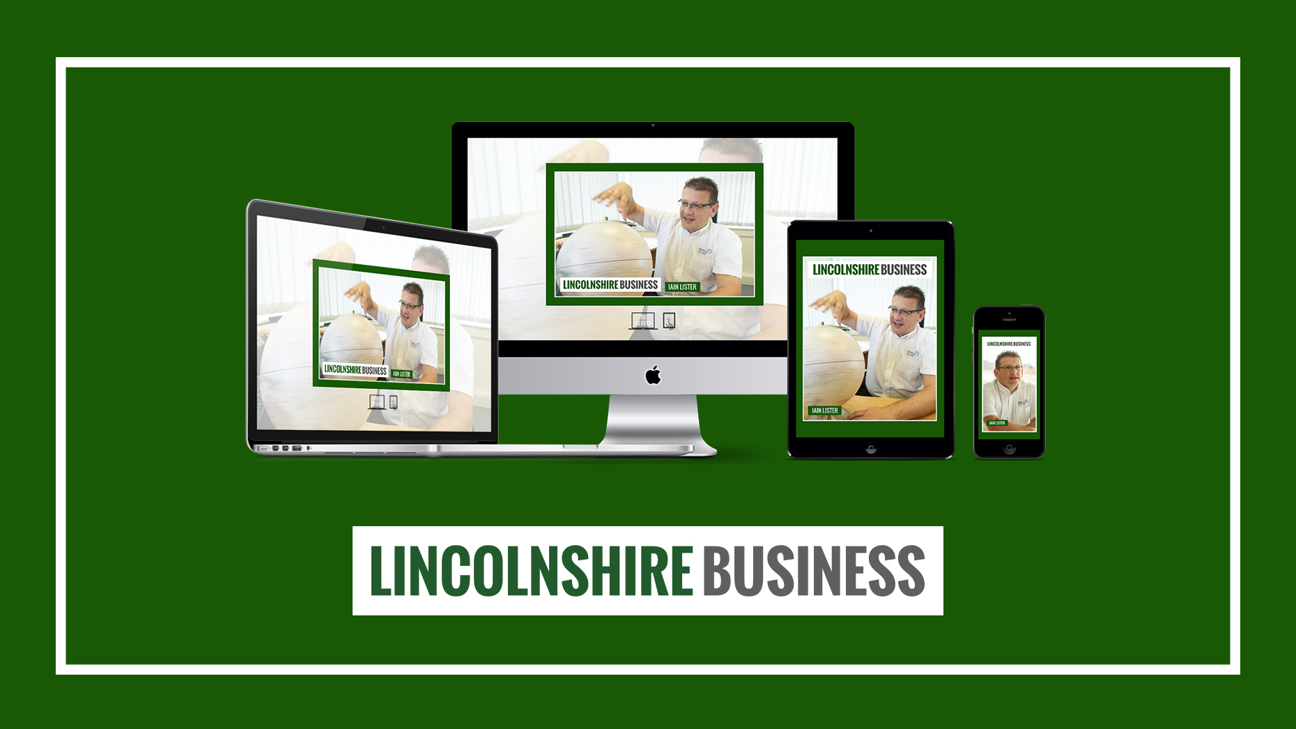 Lincolnshire Business Issue 42 Showcase