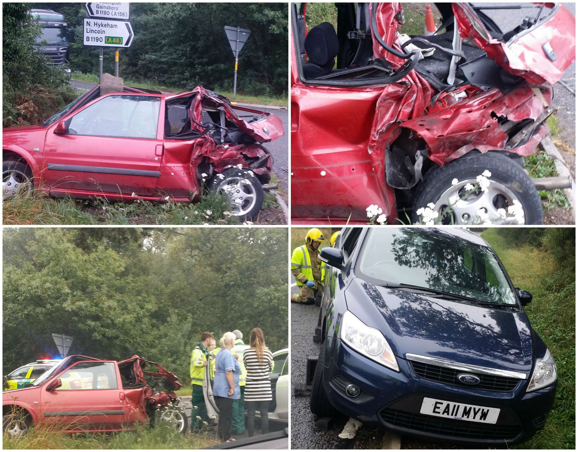 our car accident a horror story Pictured: four friends killed in leeds horror crash with uber  two girls, aged 16  and 17, who were in the car with the victims, and the 42-year-old  if you have a  story for our news team, email us at webnews@metrocouk.