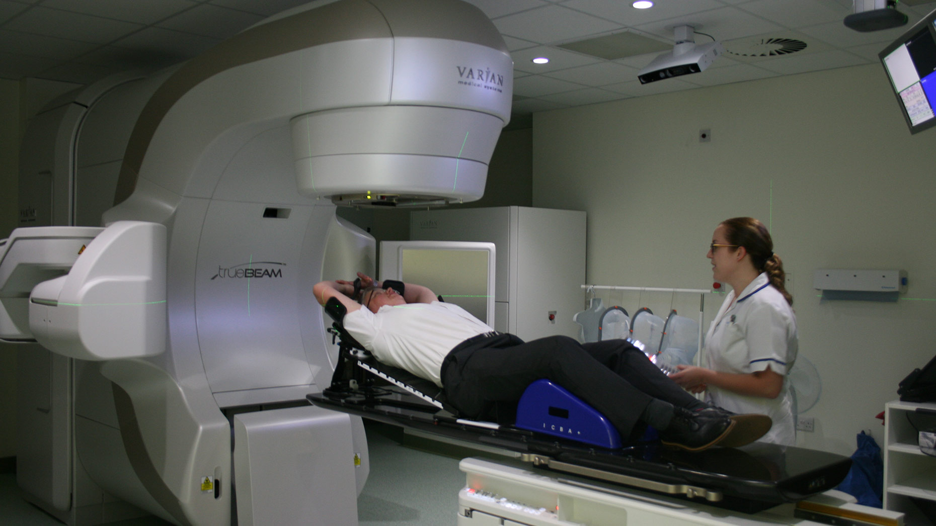 Lincoln Hospital Invests In Advanced Radiotherapy Machines