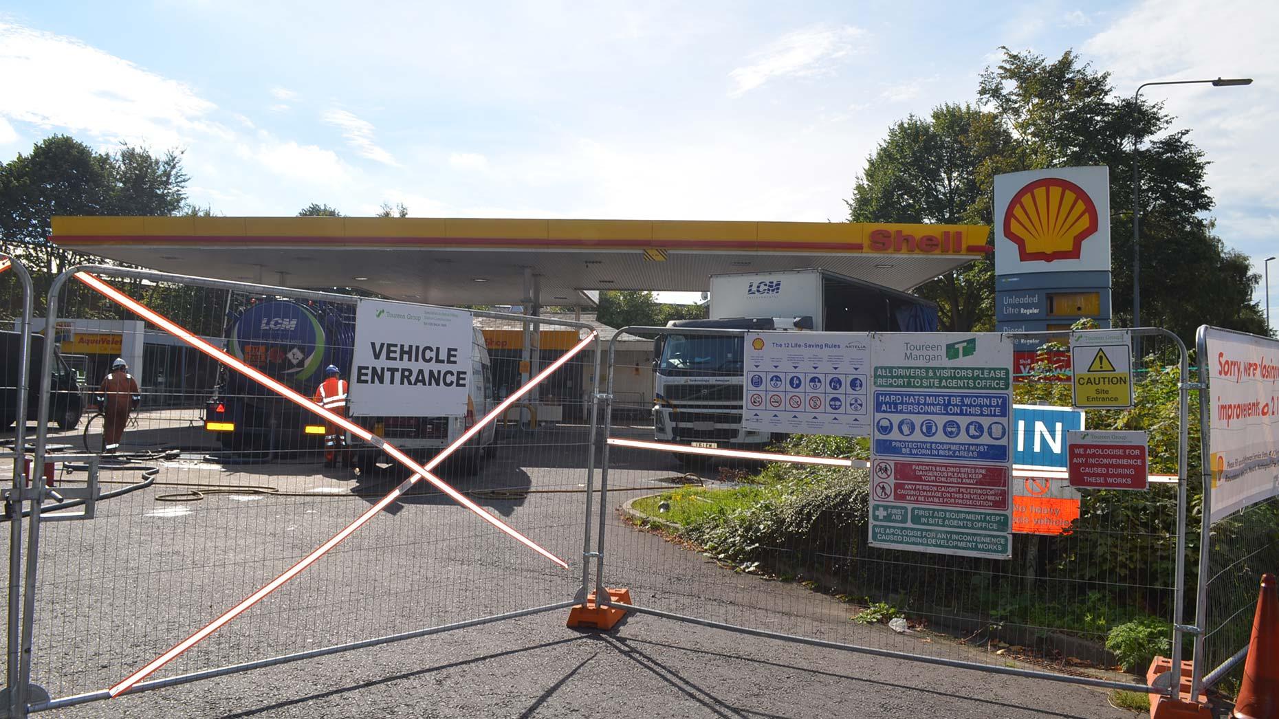 Burton road shell garage closed for maintenance - Find nearest shell garage ...