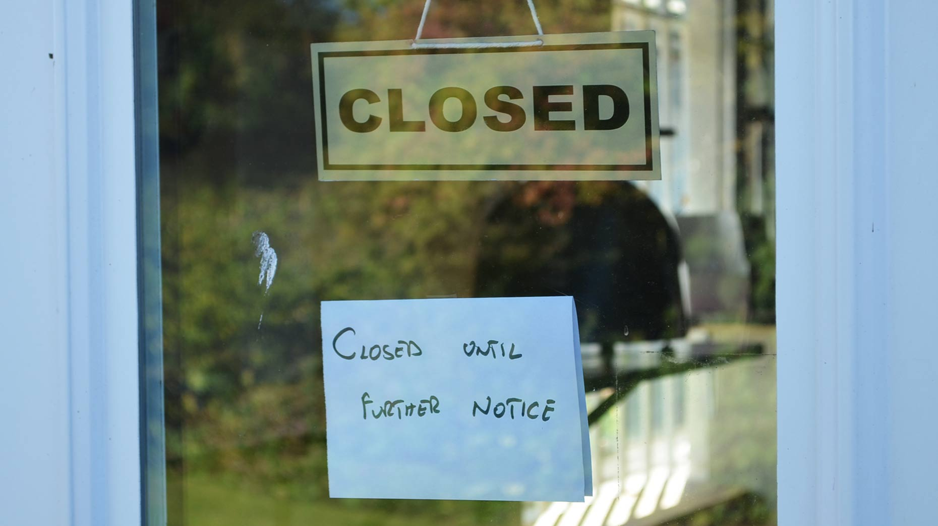 Closed for 'operational reasons'.