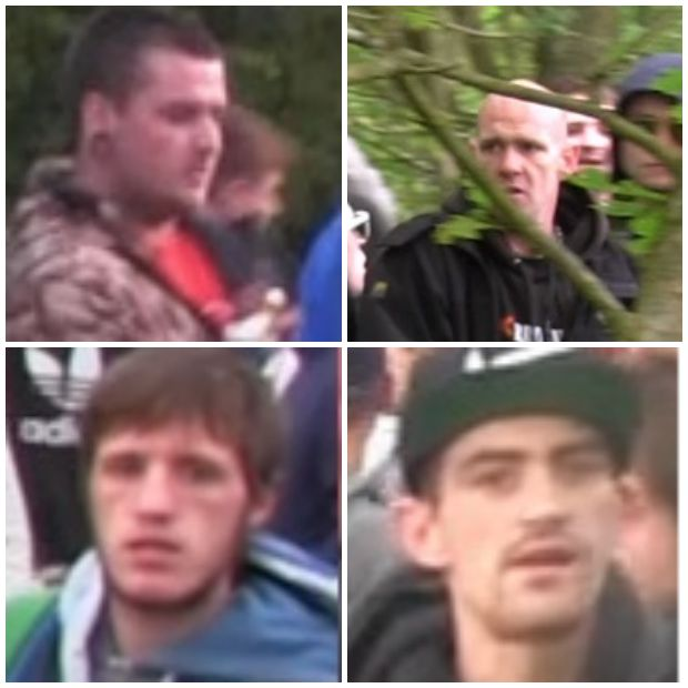 Lincolnshire Police are looking to identify those pictured.