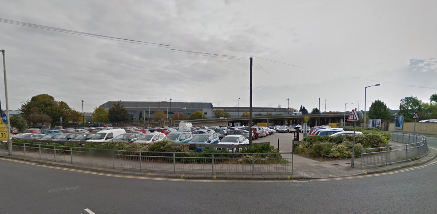 St Mary's Street car park, run by NCP. Photo: Google Street View