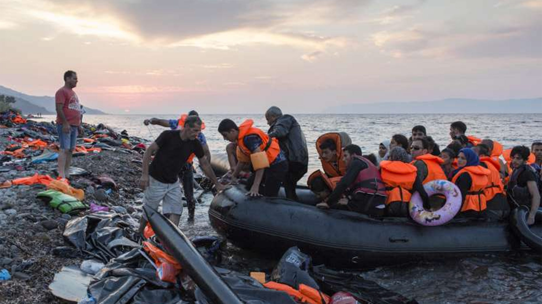 the role of the albanian in the syrian refugee crisis Host countries continue to push syrian refugees to return, employing  of syrians  video: russia's role in syria: perspectives from the ground and next steps.