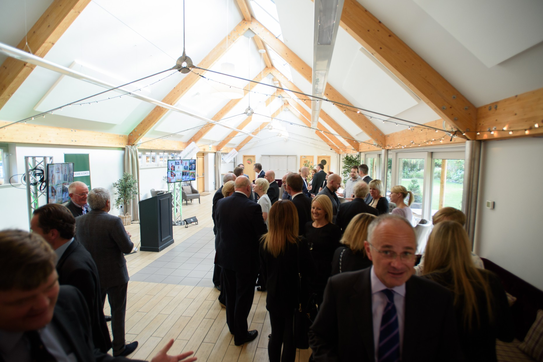 The Lincolnshire Business first anniversary celebration