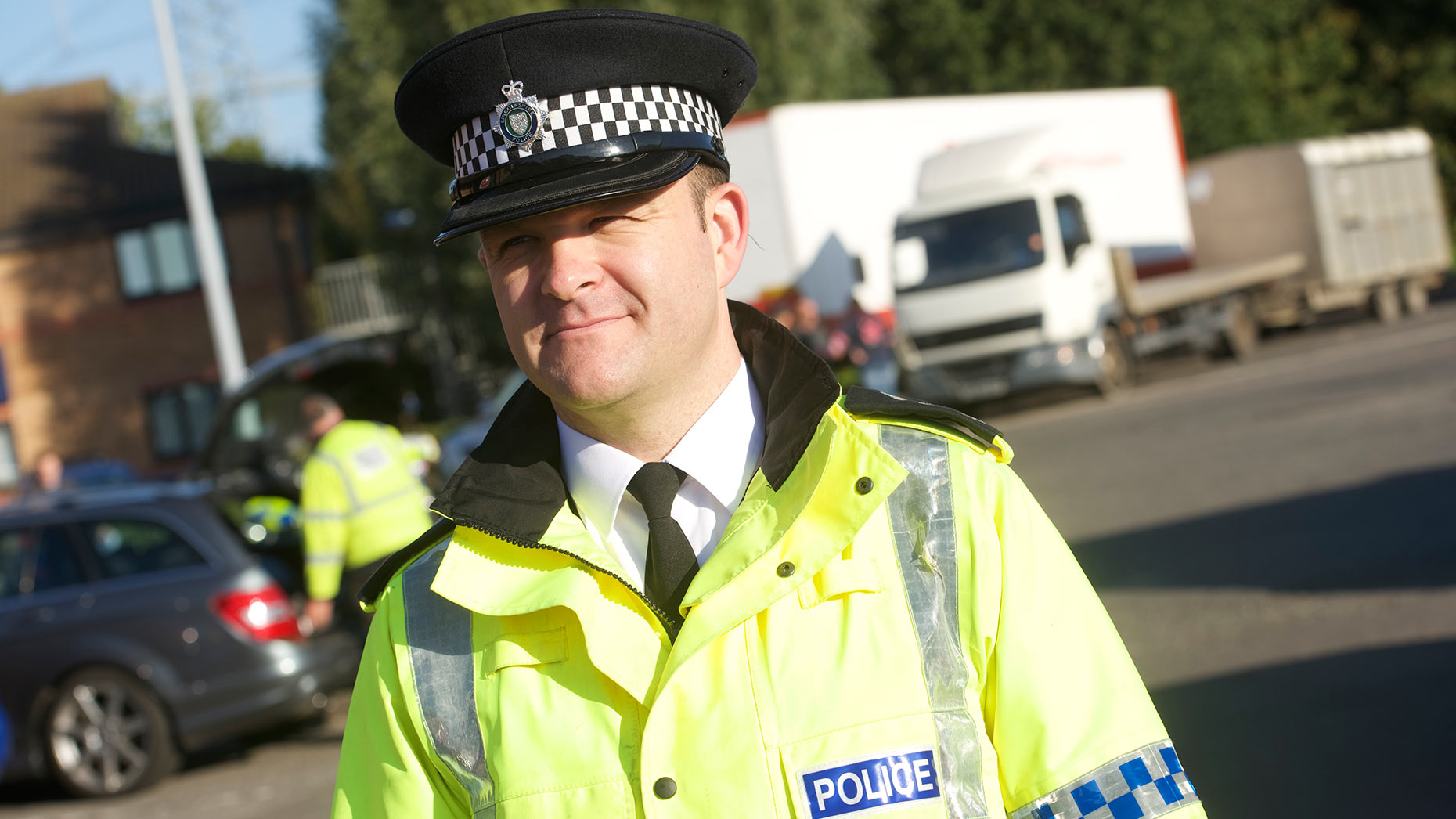 Chief Inspector Phil Vickers. Photo: Steve Smailes for The Lincolnite