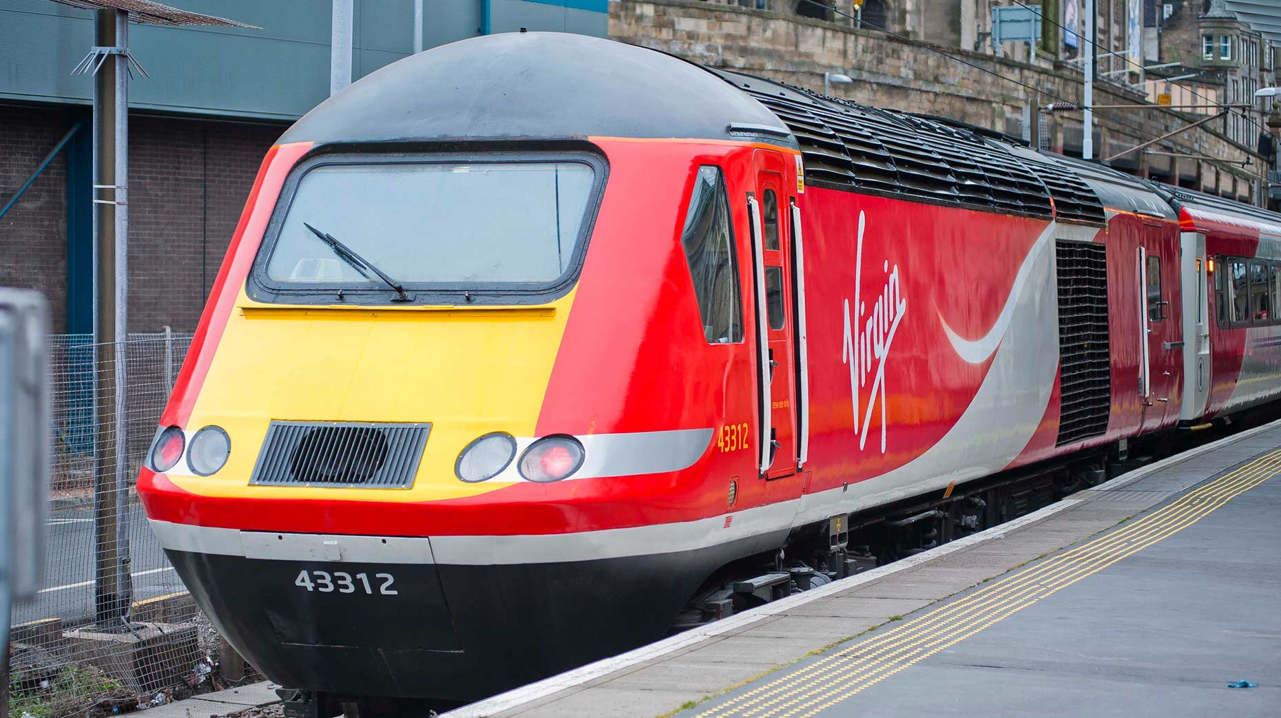 Virgin serves up extra trains and 39 red hot 39 uniforms in for Food bar virgin east coast