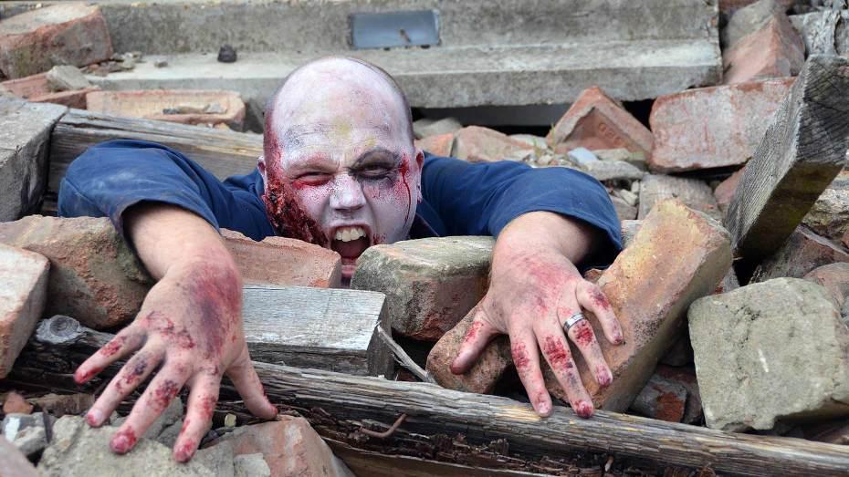 Brave enough to survive a zombie apocalypse?