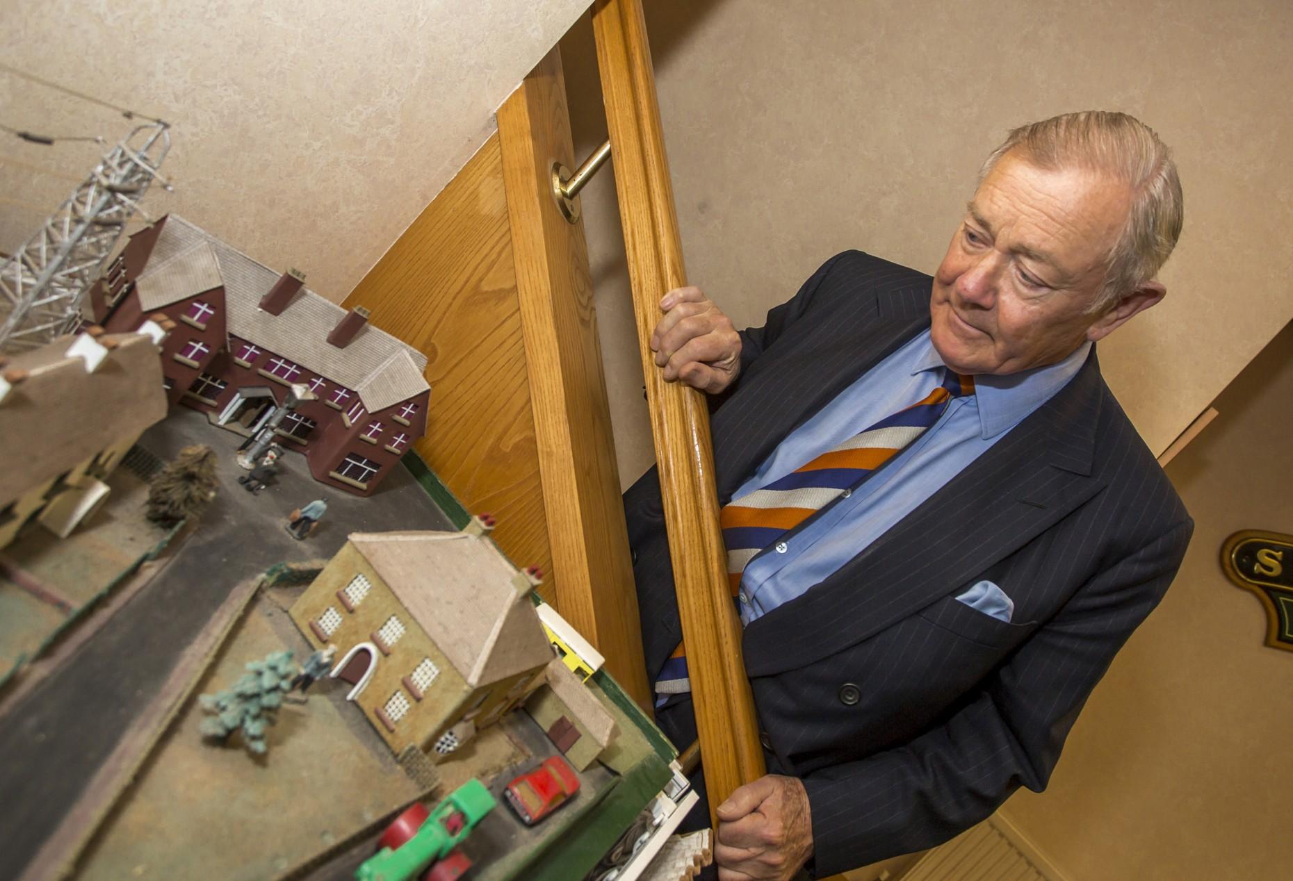 John Clugston, Chairman for Clugston Group. Photo: Sean Strange