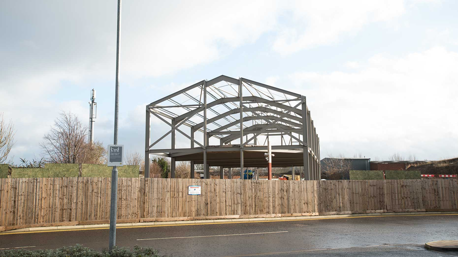 Lincoln Mosque Construction 07-12-2015 SS 2