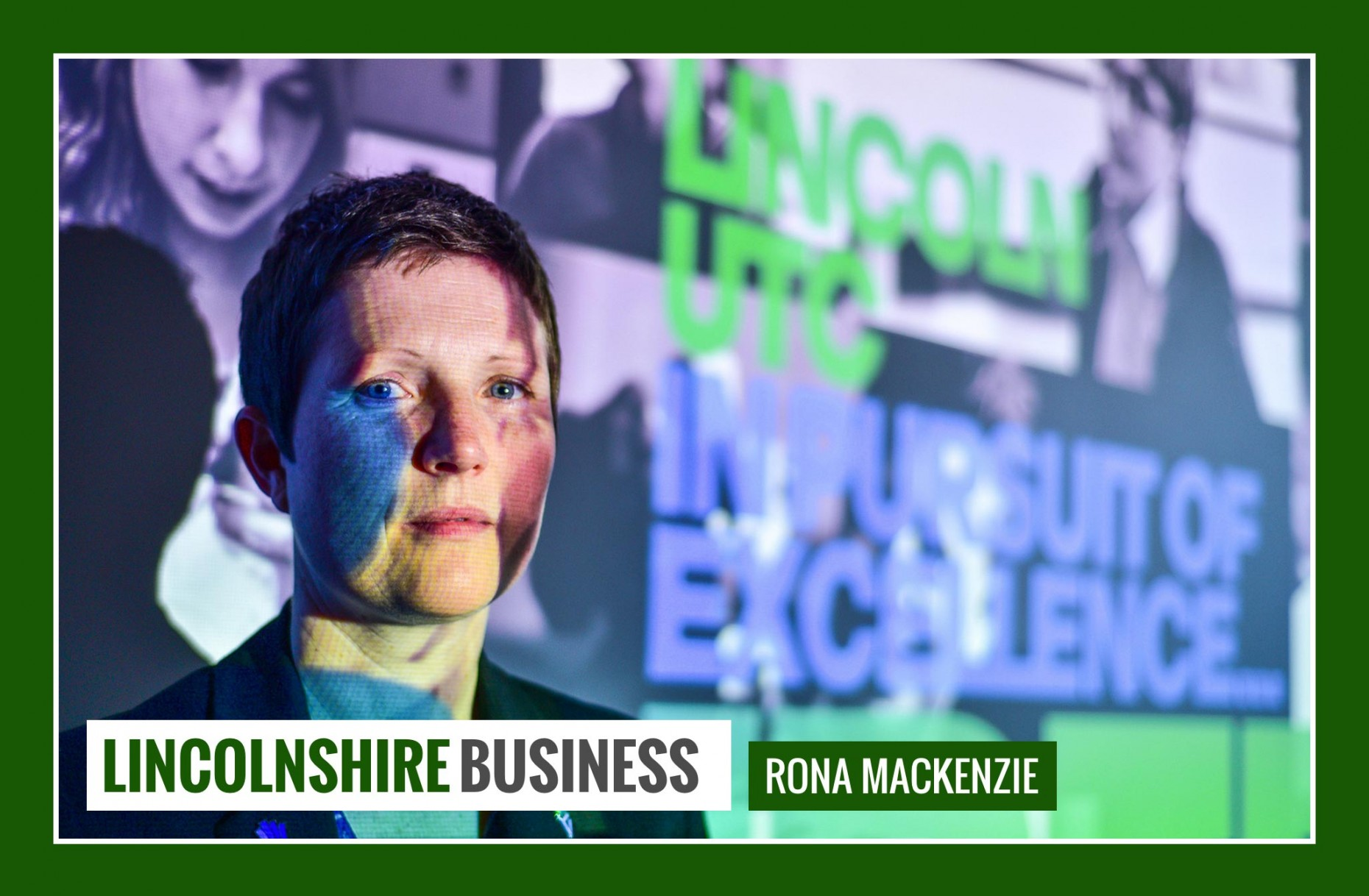 Lincolnshire Business 20 Rona MacKenzie