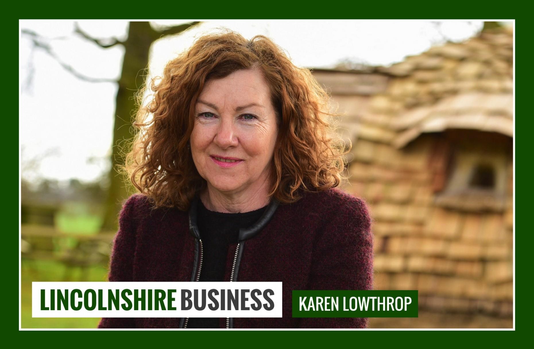 Lincolnshire Business 24 Karen Lowthrop