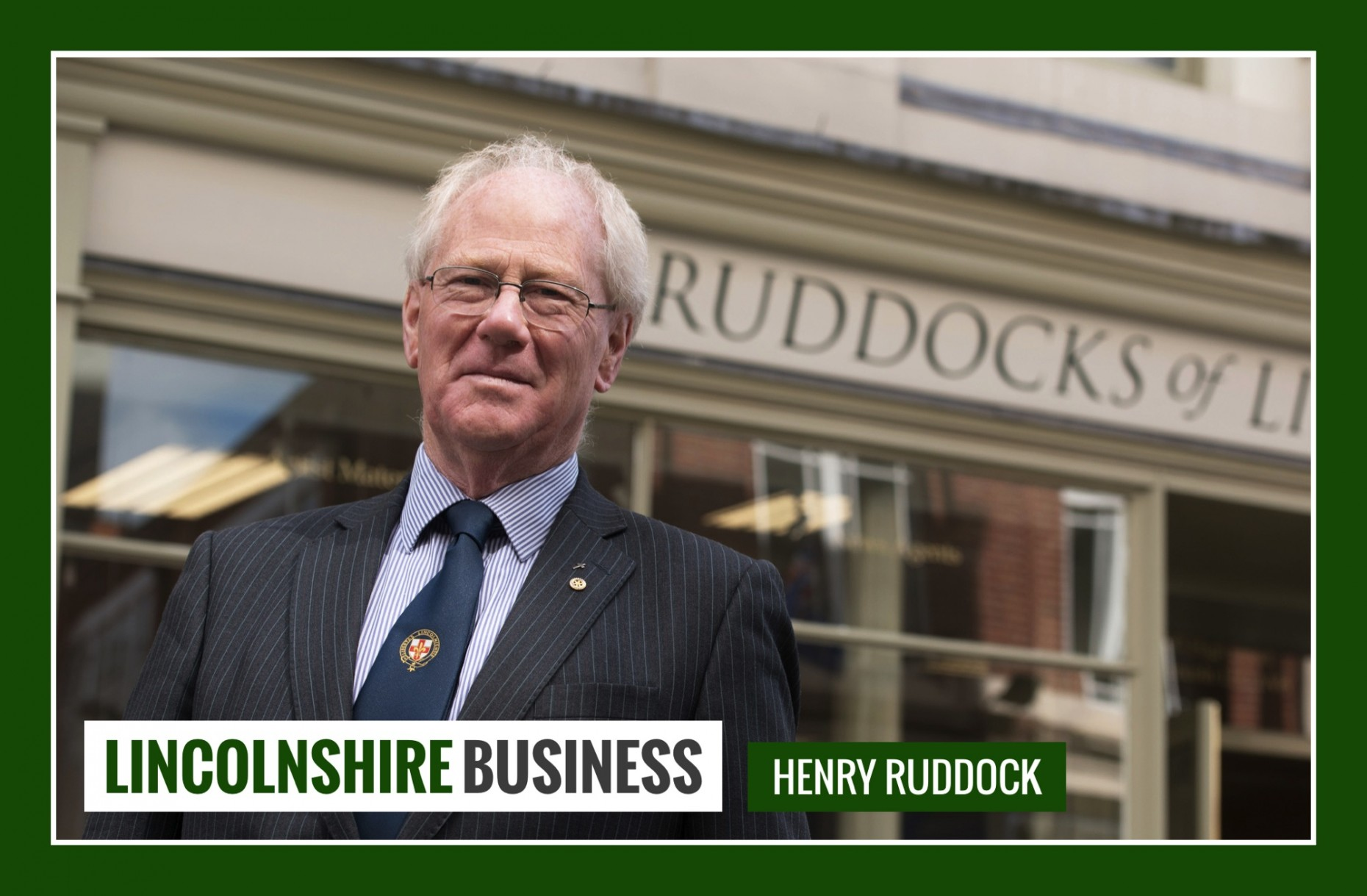 Lincolnshire Business 29 Henry Ruddock