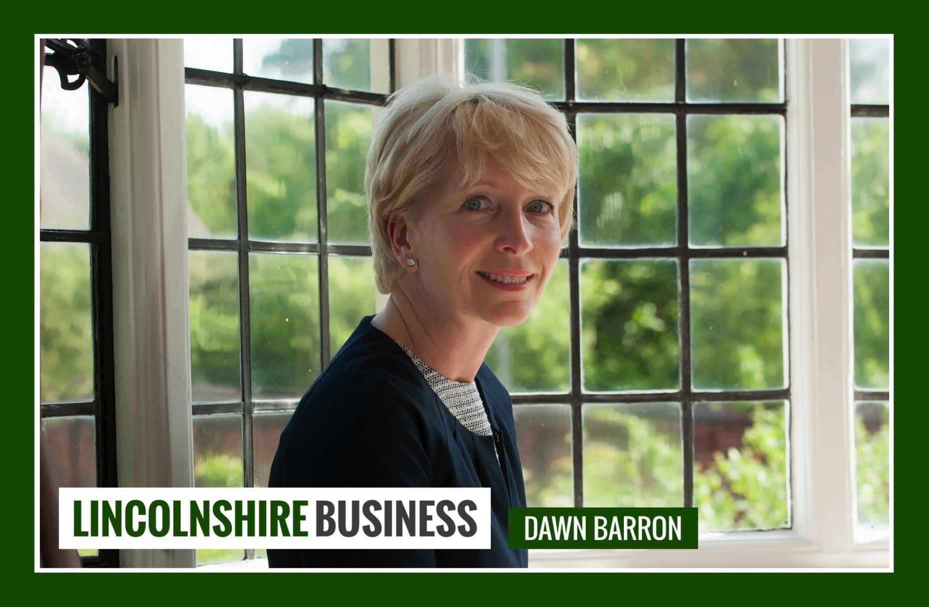 Lincolnshire Business 32 Dawn Barron
