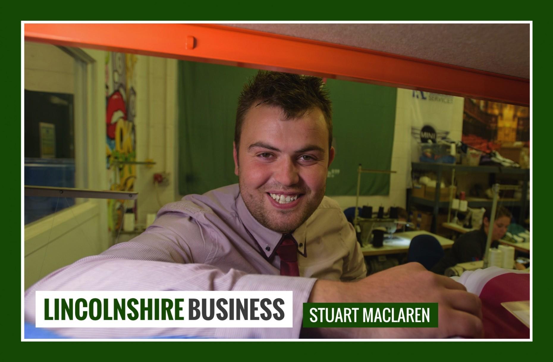 Lincolnshire Business 44 Stuart Maclaren