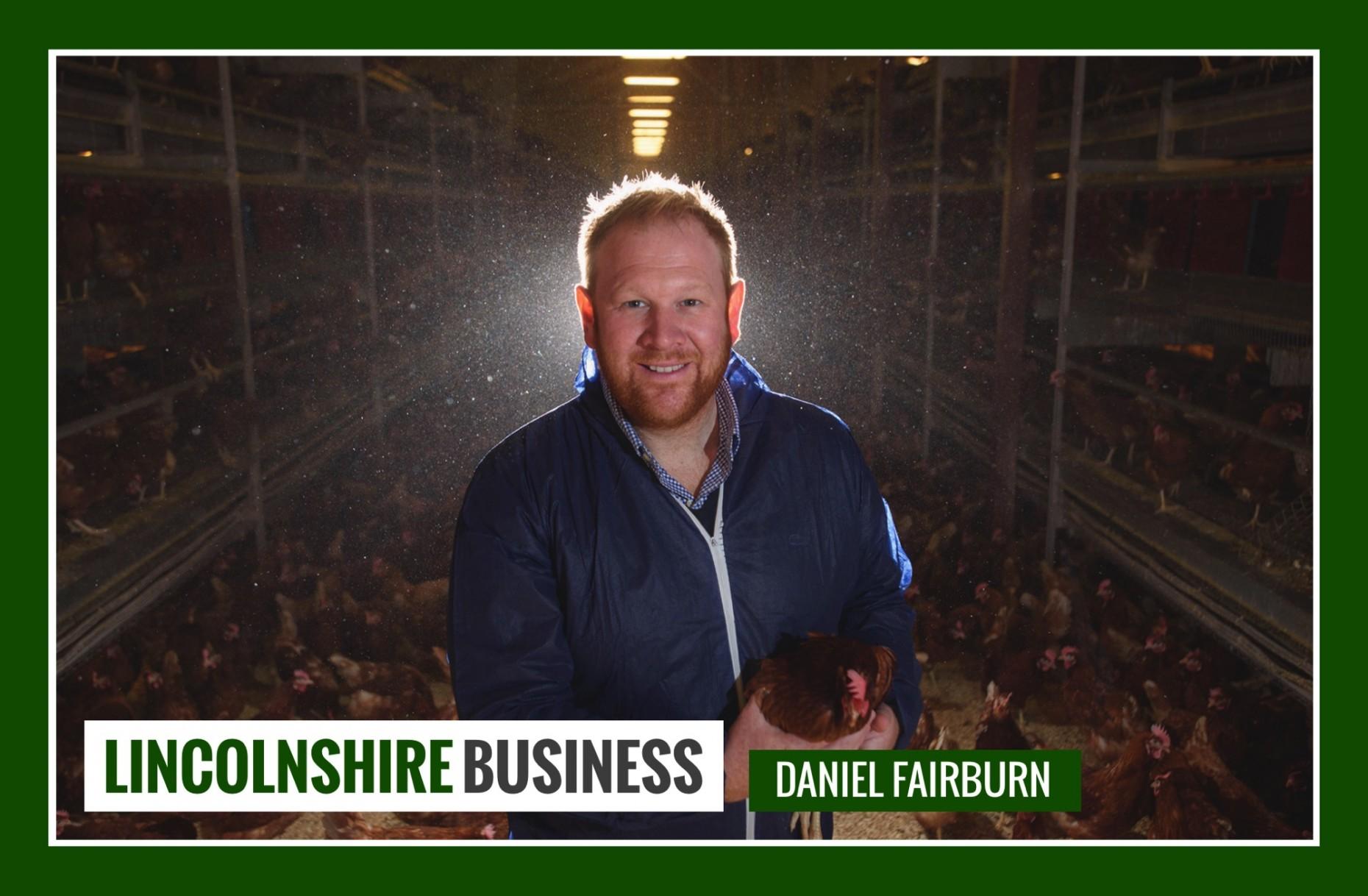 Lincolnshire Business 59 Daniel Fairburn