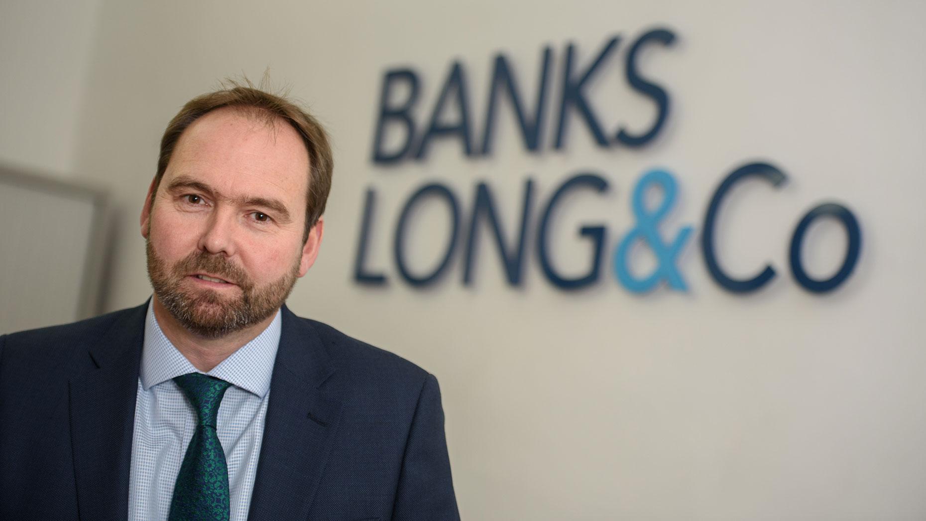 Tim Bradford, Managing Director of Banks Long & Co. Photo: Steve Smailes