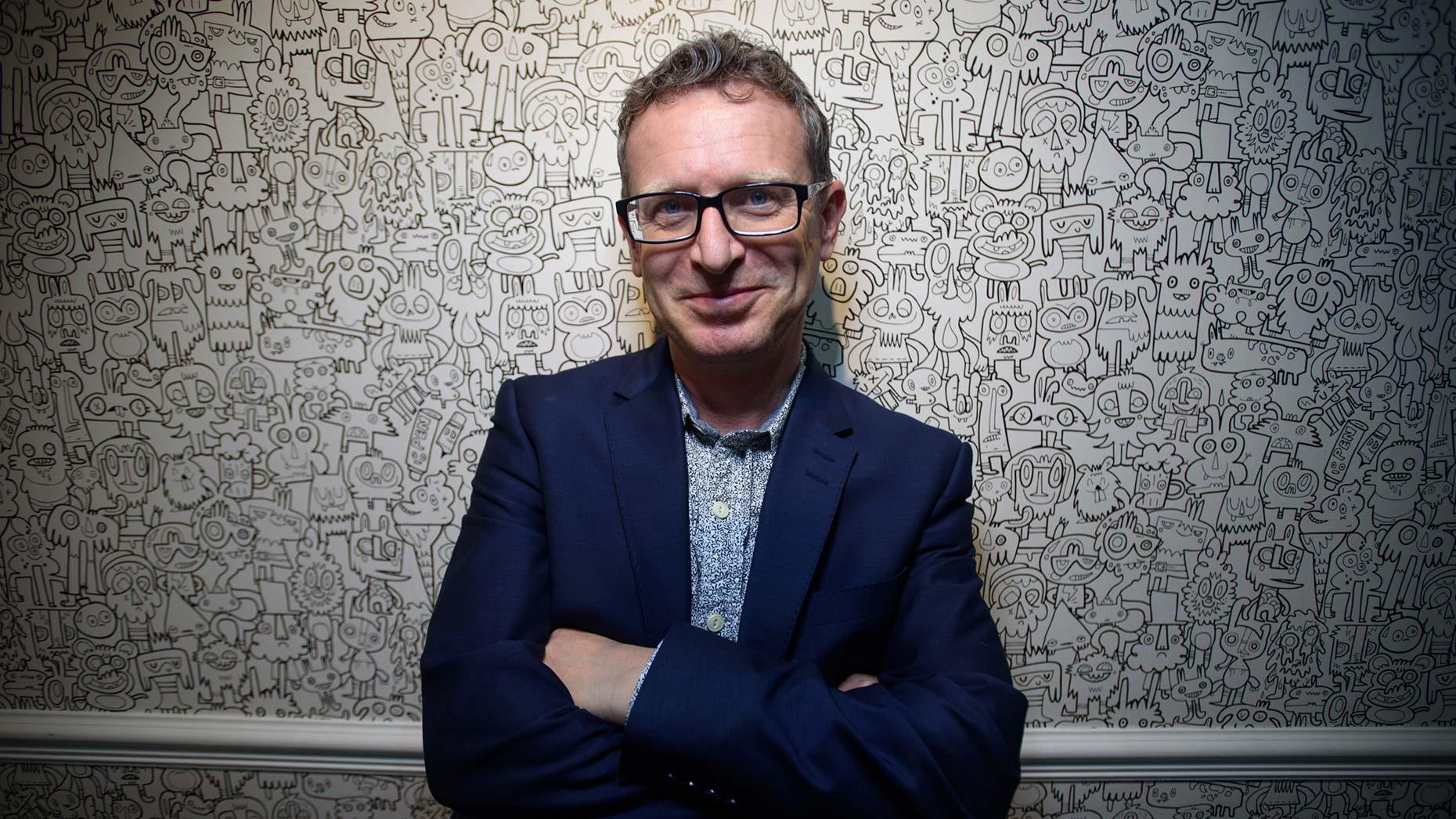 Simon Shaw, Managing Director for Optima. Photo: Steve Smailes