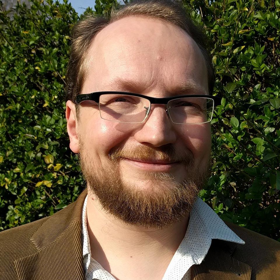 Adam Holman - Green