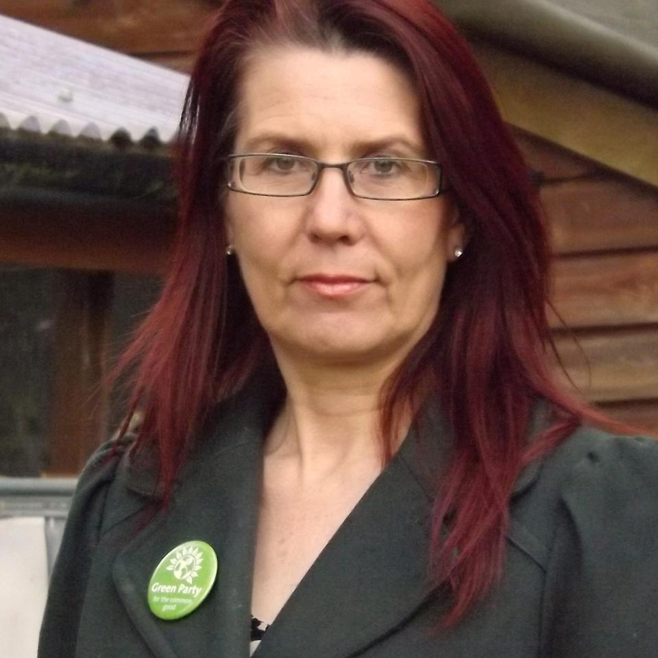 Angela Porter - Green