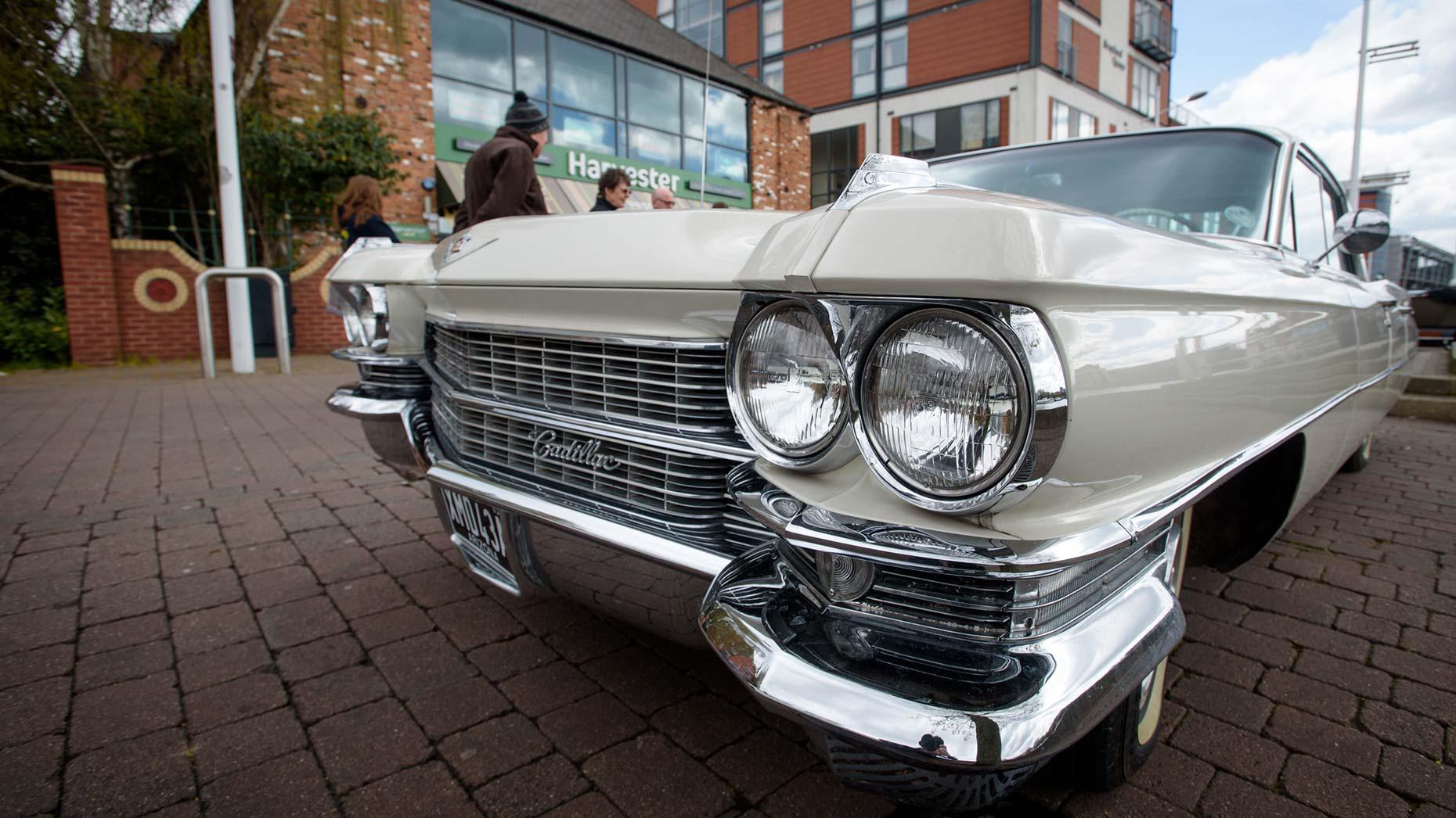 Classic Car Shows Lincolnshire