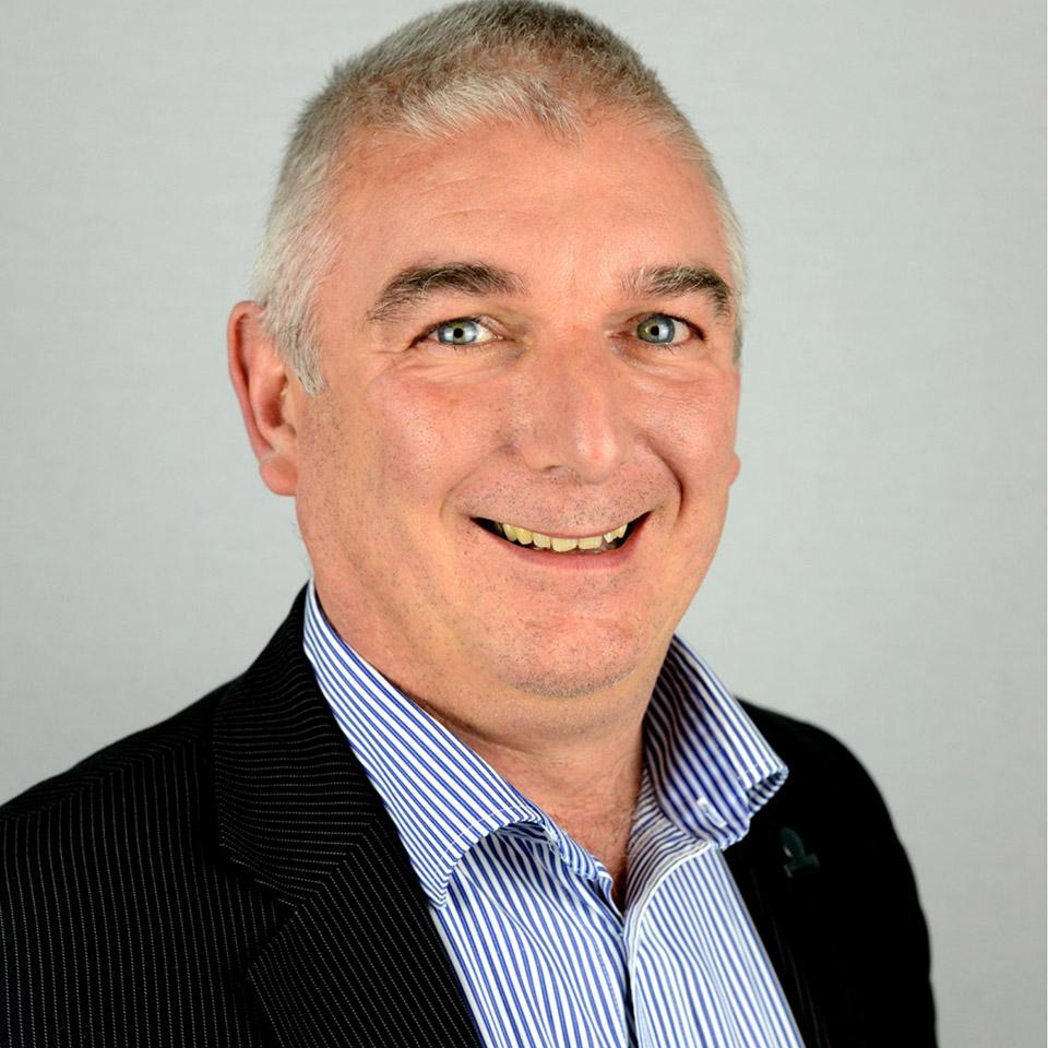 Malcolm Barham - Conservative