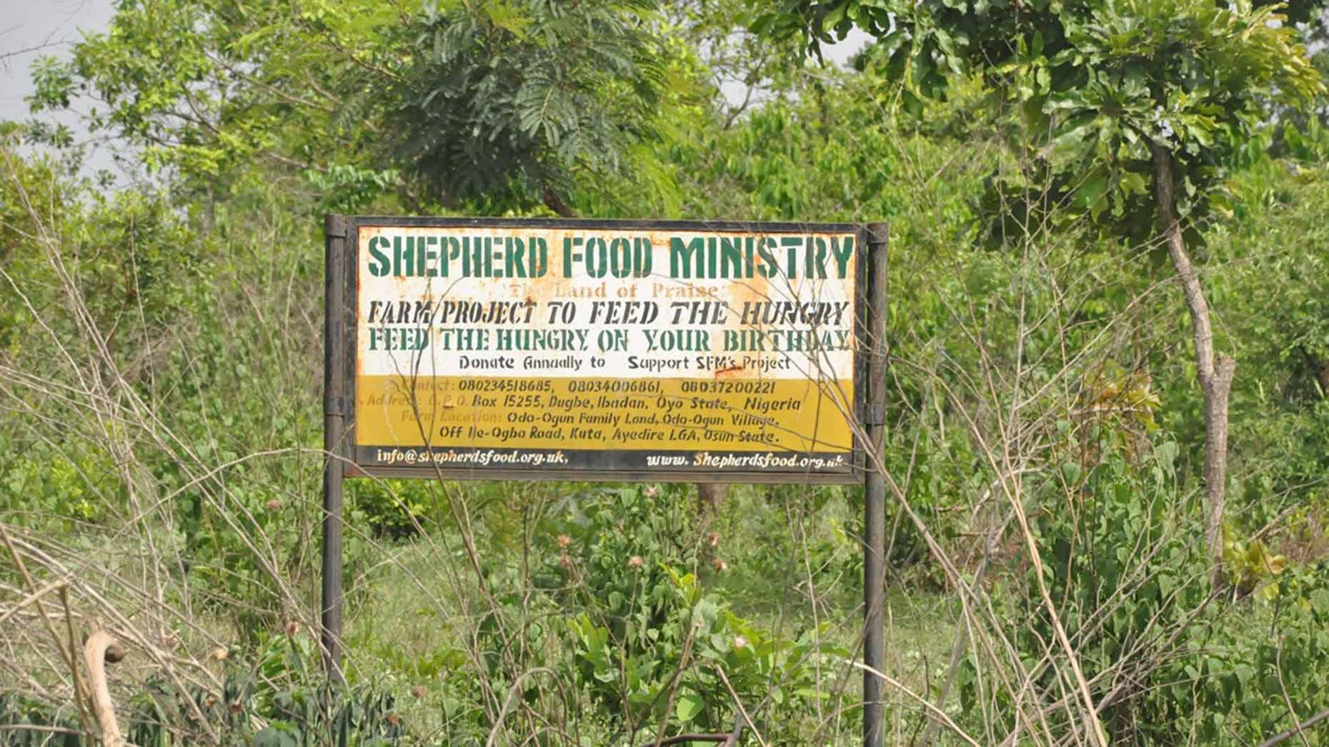 Photo: Shepherd Food Ministries