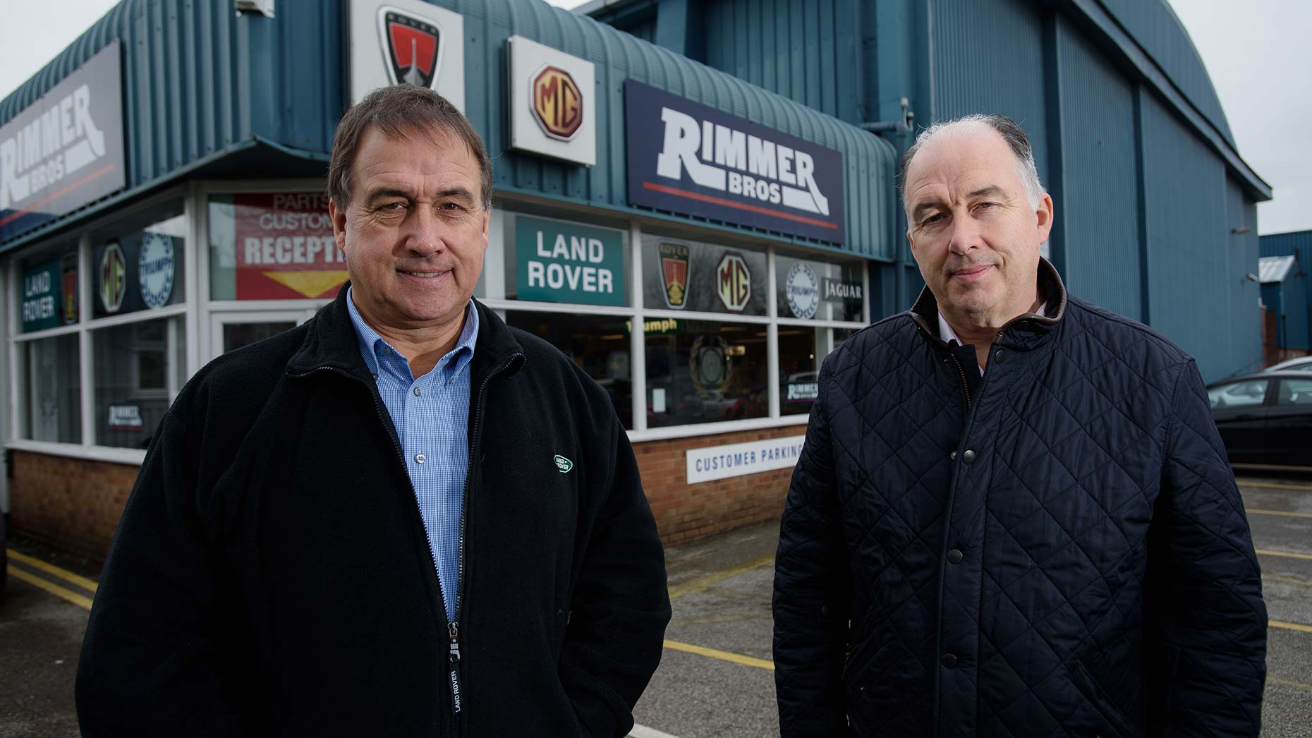 Rimmer Bros Distributing Britain To The World