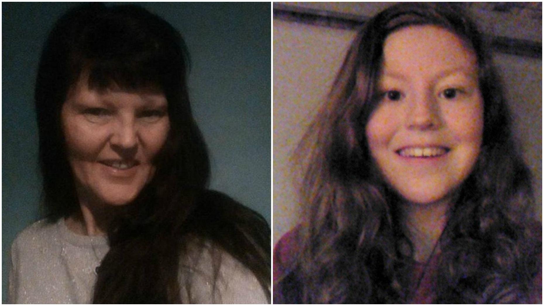 Elizabeth and Katie Edwards were found dead at their home in Spalding