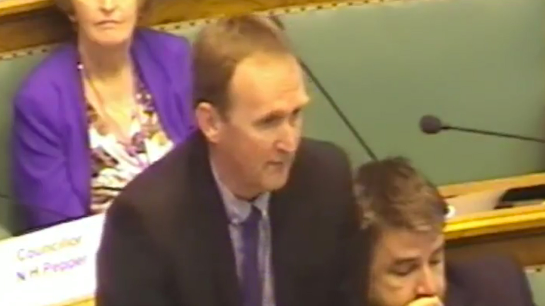 Councillor Nick Worth