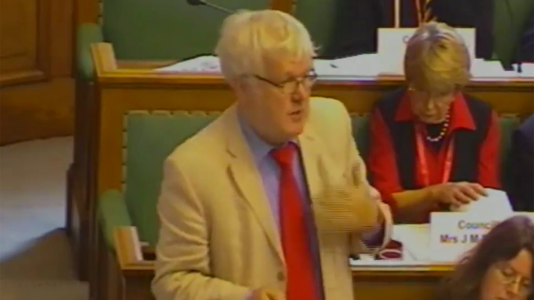 Councillor Phil Dilks