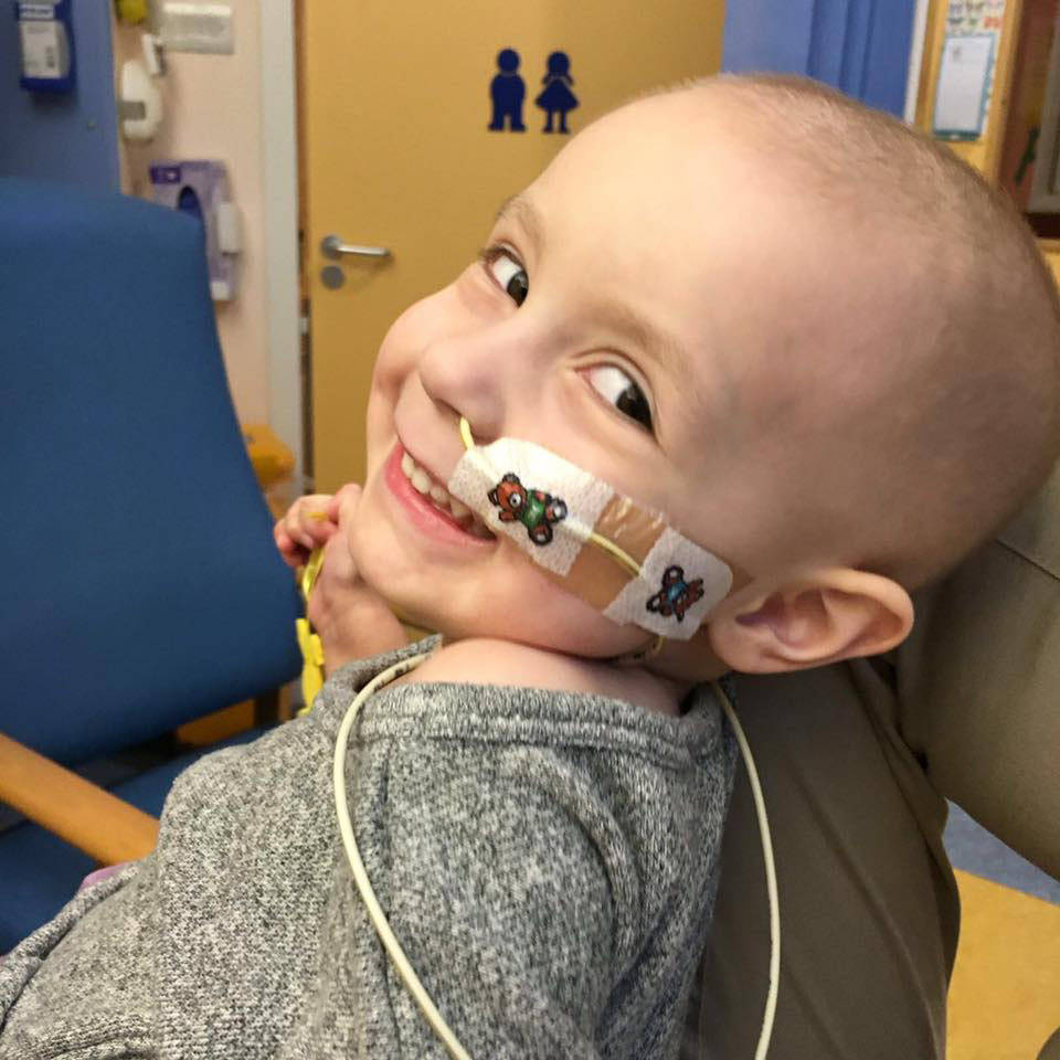 It is hoped that Scarlett will still be eligible for NHS treatment, but money raised will be ring fenced for future care or for charity.
