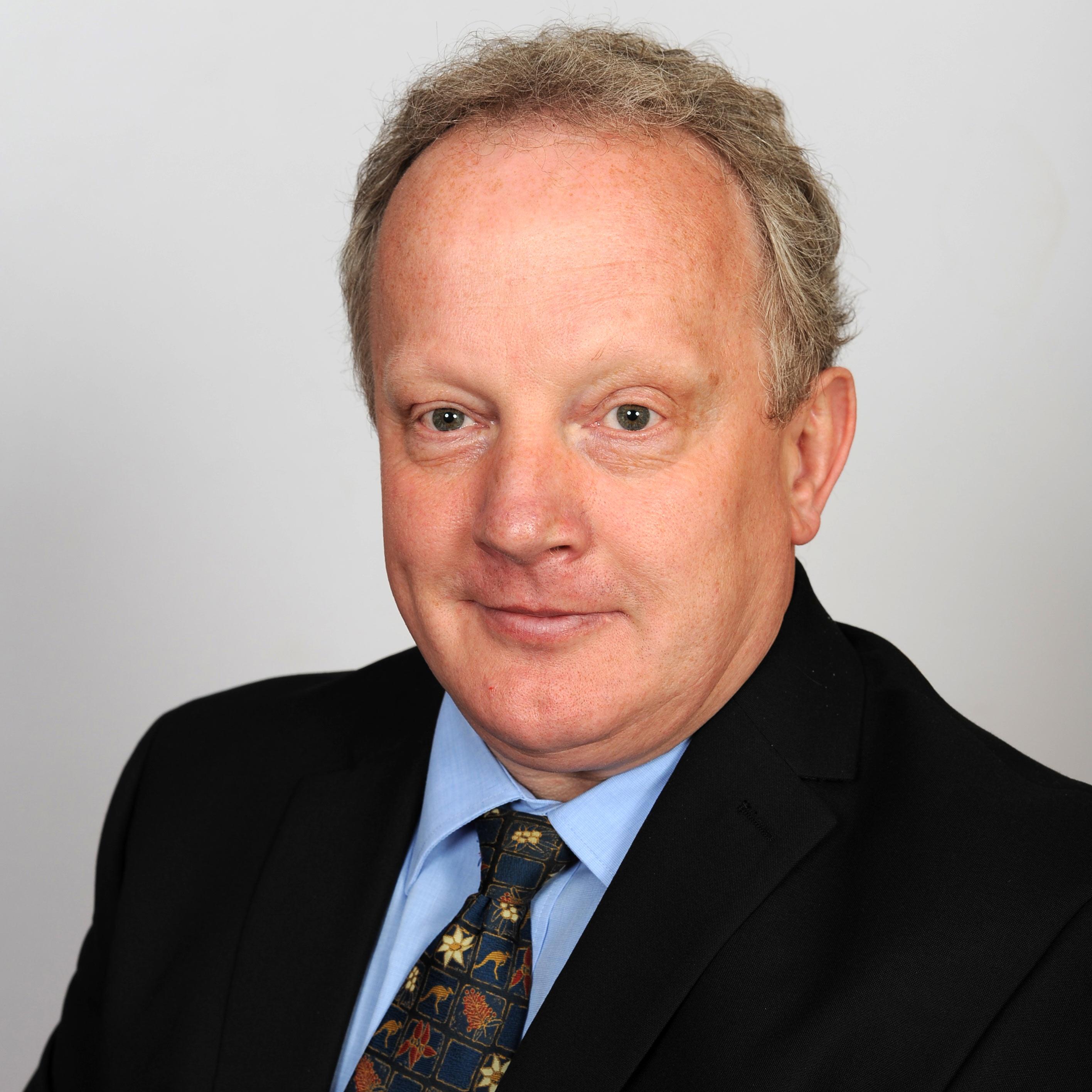 Councillor Stuart Tweedale. Photo: Lincolnshire County Council