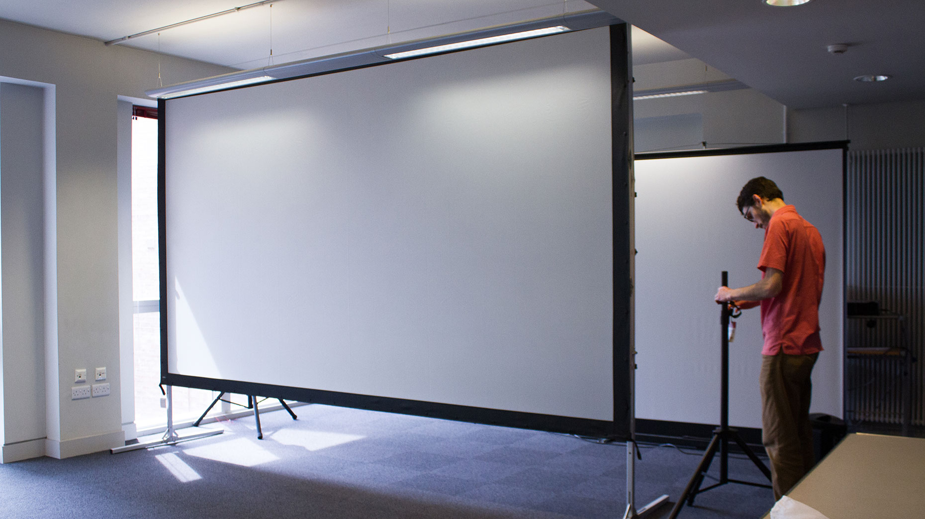 The cinemas will be popping up in village halls and community spaces during a one year pilot.
