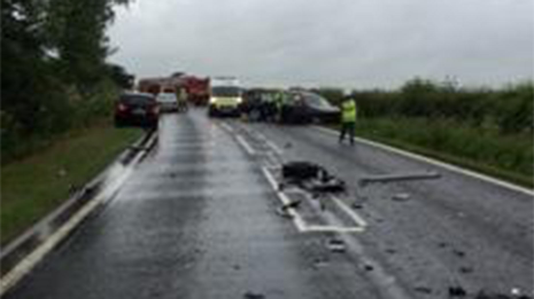 Woman Dies In Multiple Vehicle A17 Lincolnshire Crash