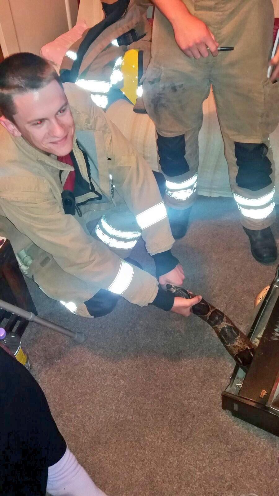 Photo: Gainsborough Fire and Rescue