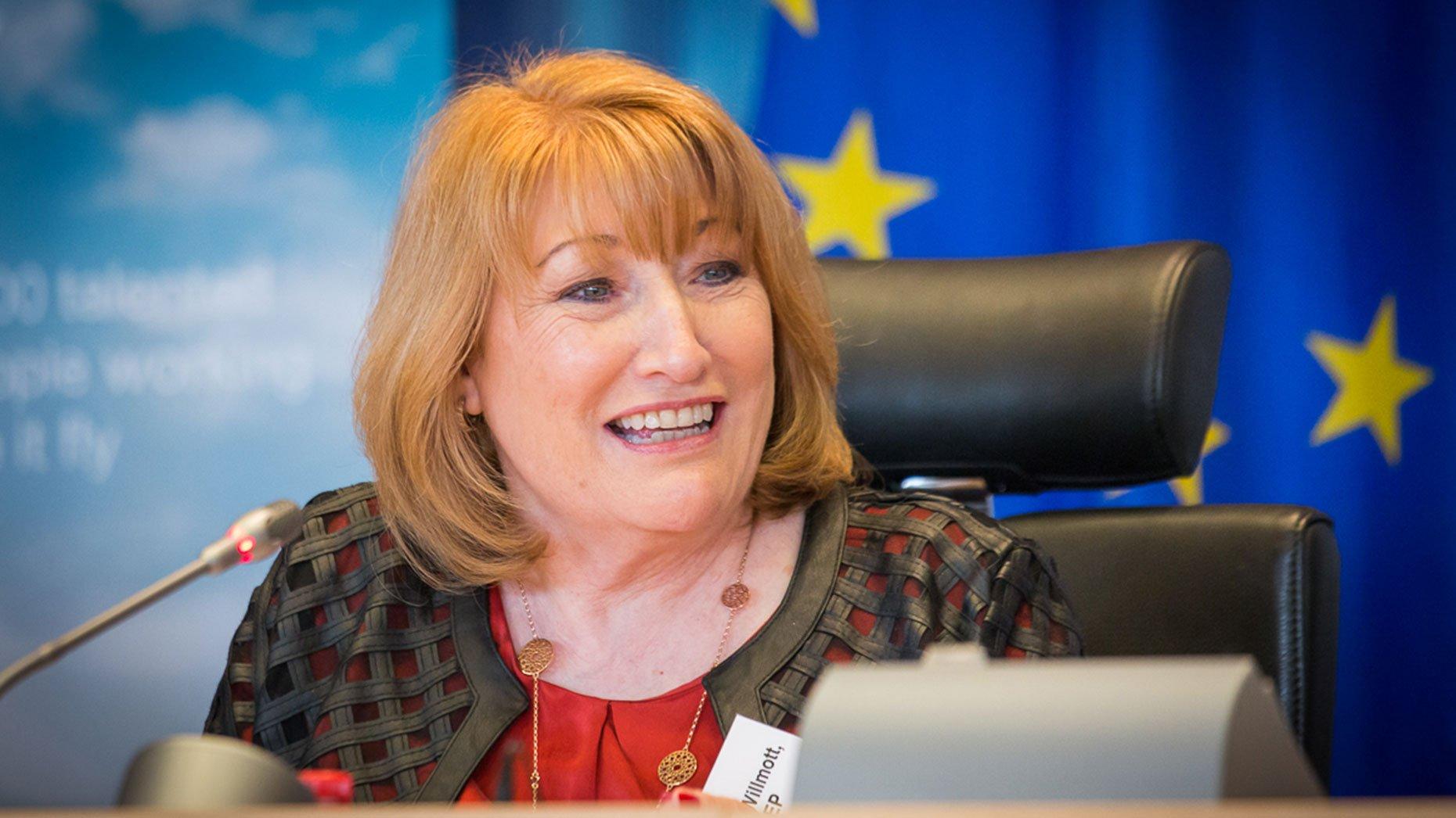 Labour MEP for the East Midlands, Glenis Willmott