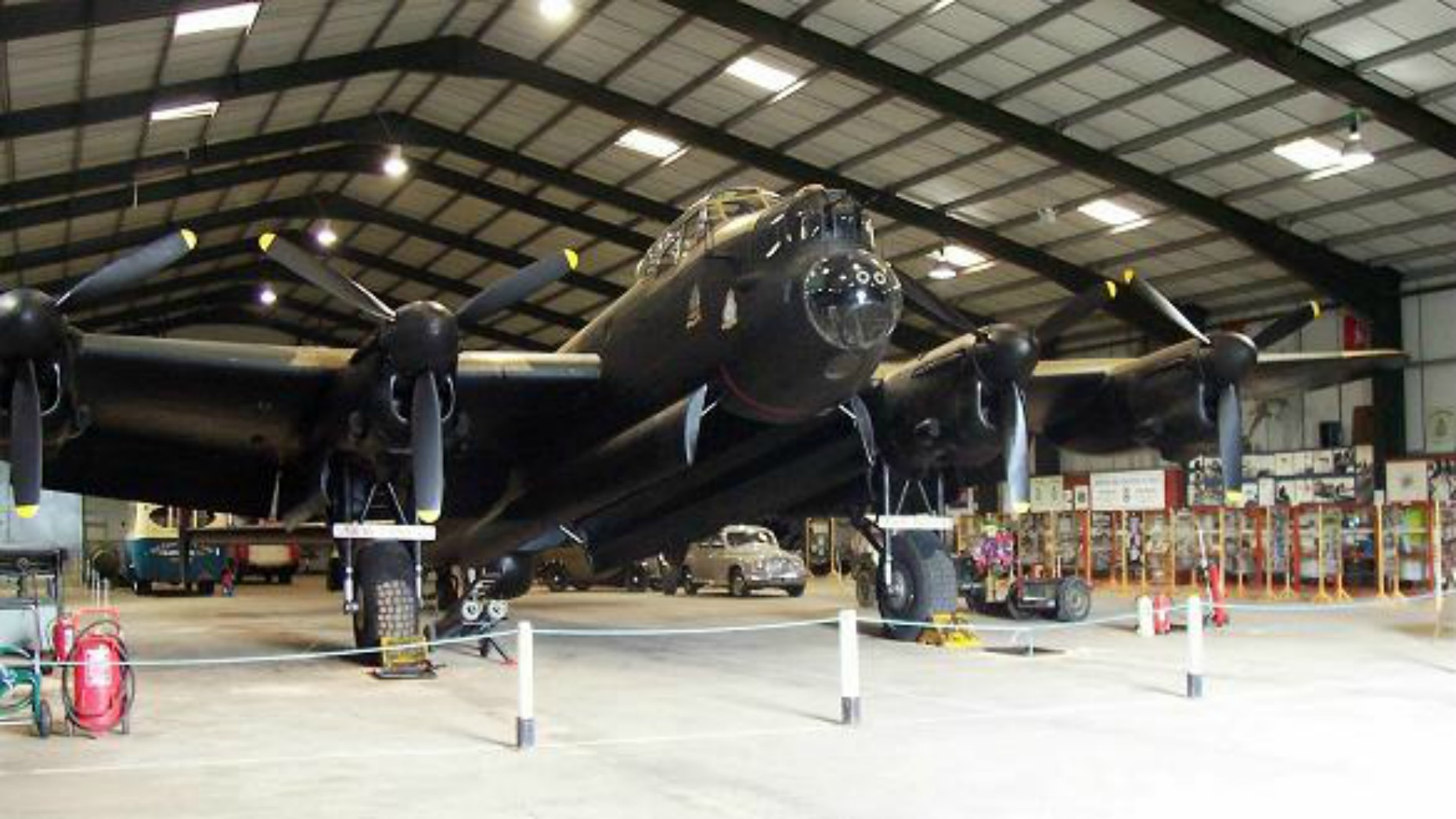 Photo: Lincolnshire Aviation and Heritage Centre Website