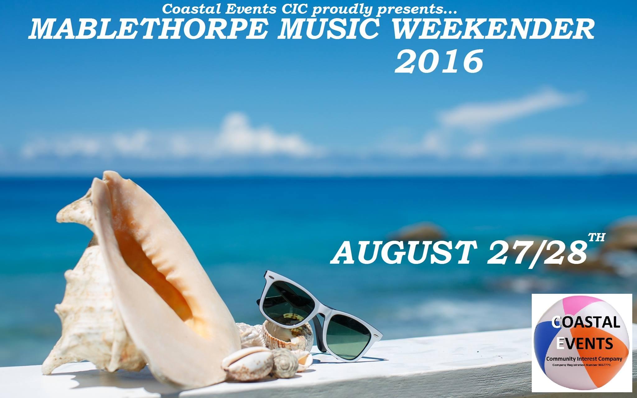 Photo: Mablethorpe Music Weekender