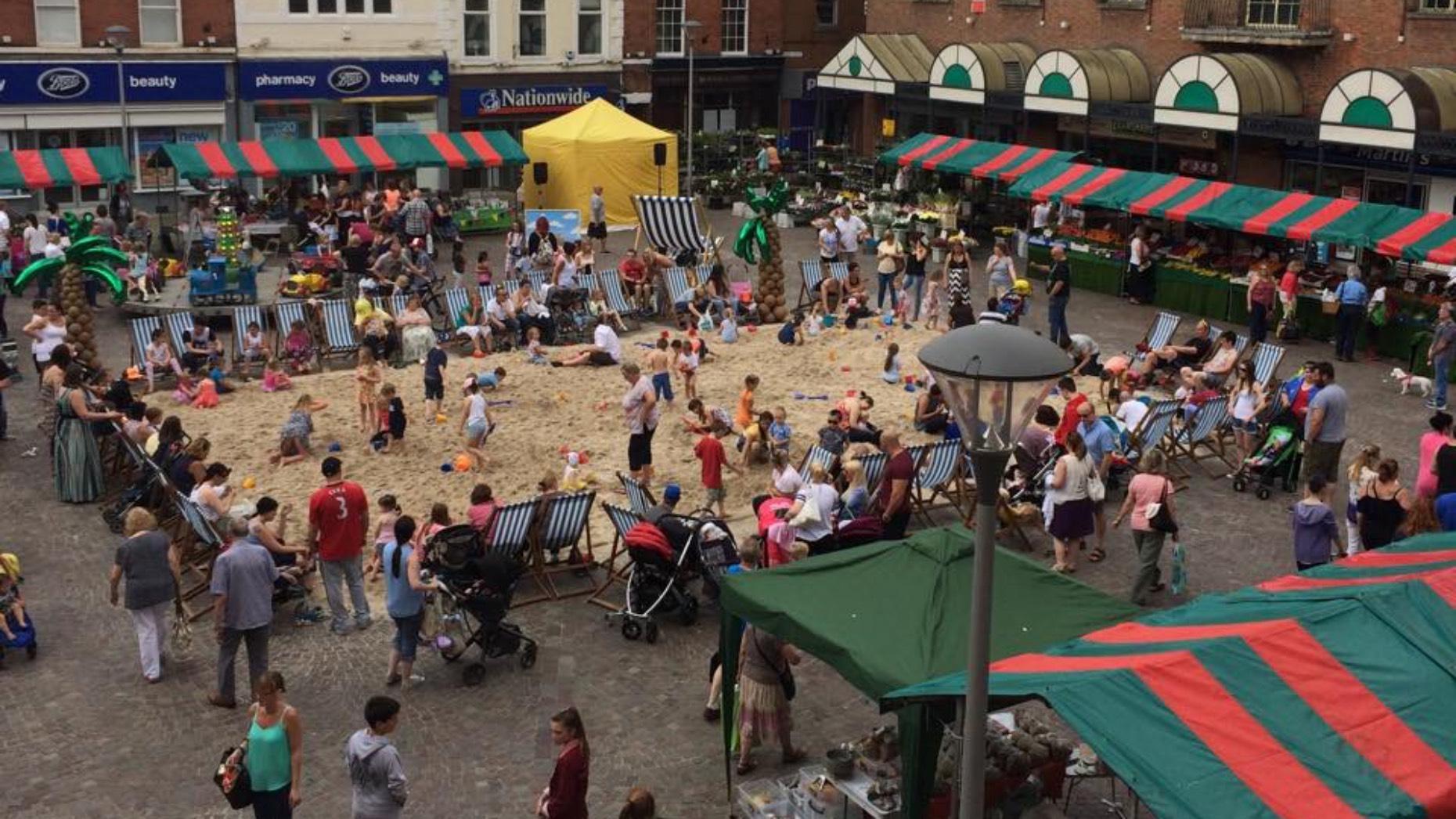 Photo: Gainsborough Market