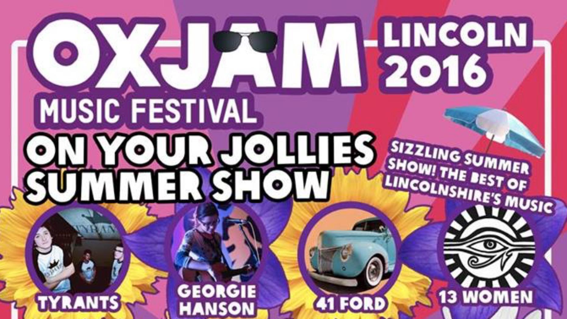 Jollies Summer Show, Lincoln