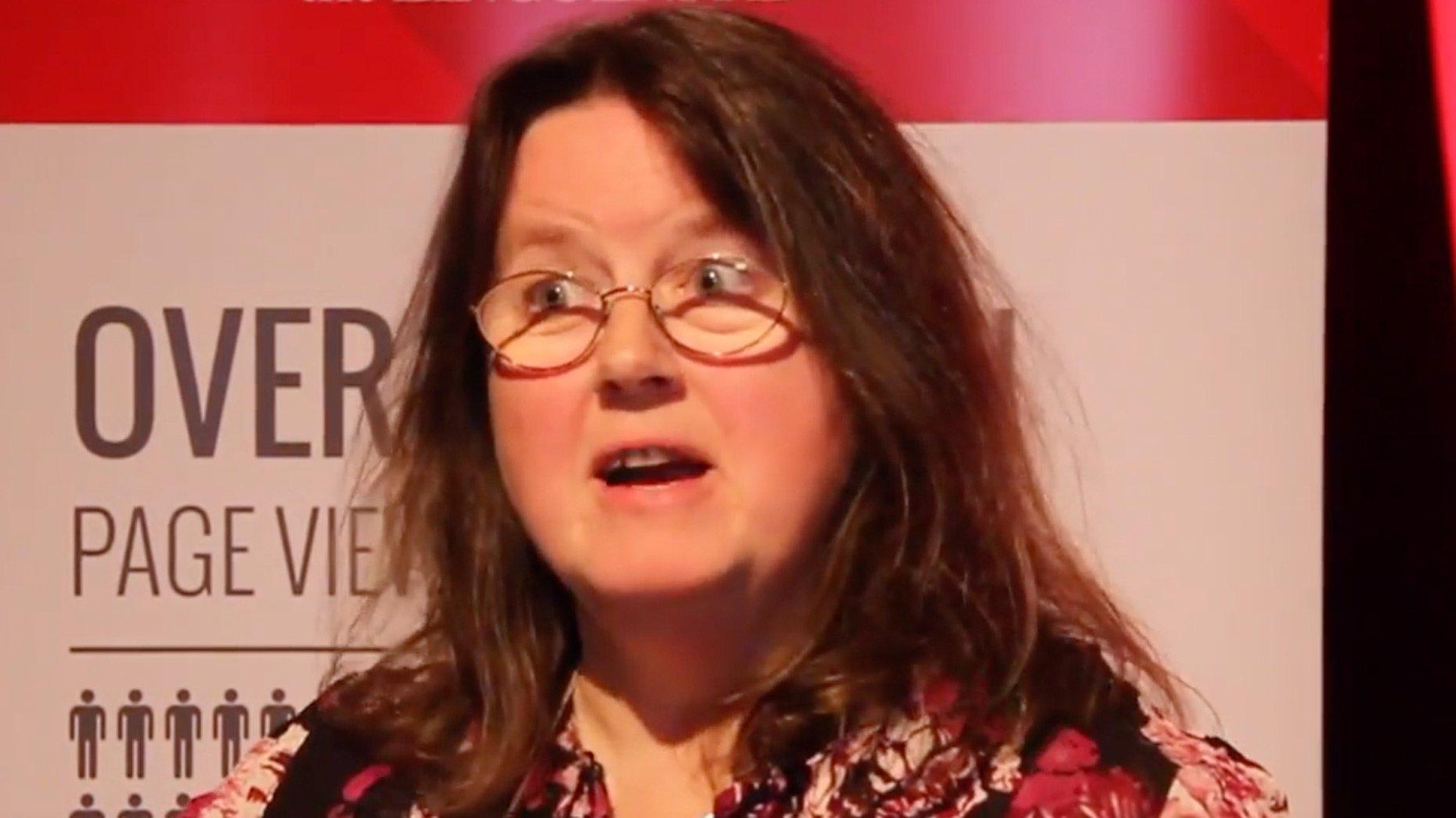 Councillor Charmaine Morgan. Photo: Lincolnshire Reporter